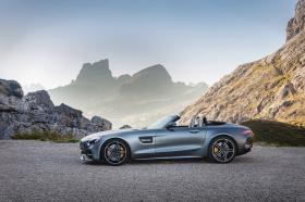 Fotos de Mercedes AMG GT Roadster