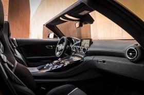 Ver foto 20 de Mercedes AMG GT C Roadster R190 2017