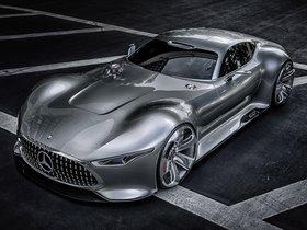 Ver foto 5 de Mercedes AMG Vision Gran Turismo 2013