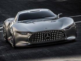 Fotos de Mercedes AMG Vision Gran Turismo 2013