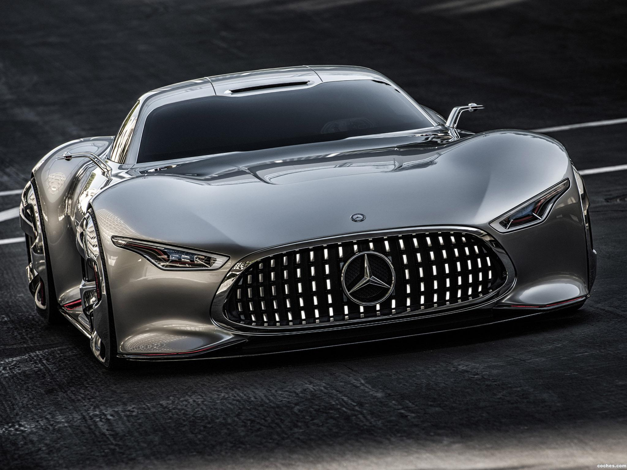 Foto 0 de Mercedes AMG Vision Gran Turismo 2013