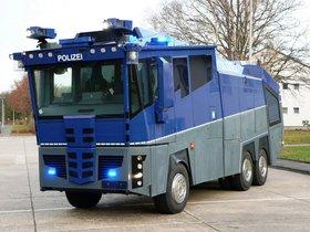 Ver foto 3 de Mercedes Actros 3341 6x6 Police Water Cannon 2009