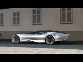 Ver foto 11 de Mercedes Aria Concept Design by Slavche Tanevski 2011