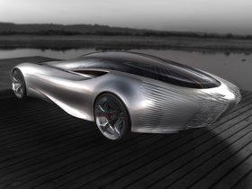 Ver foto 9 de Mercedes Aria Concept Design by Slavche Tanevski 2011
