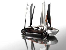 Ver foto 17 de Mercedes Aria Concept Design by Slavche Tanevski 2011