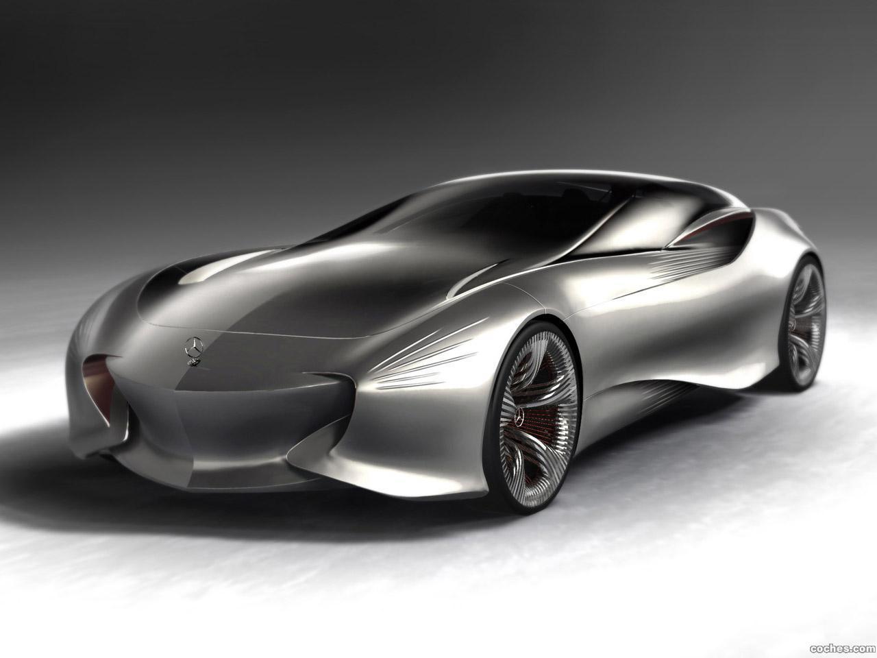 Foto 0 de Mercedes Aria Concept Design by Slavche Tanevski 2011