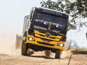 Ver foto 8 de Mercedes Atego 1725 Rally Truck 2014