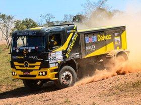 Ver foto 7 de Mercedes Atego 1725 Rally Truck 2014