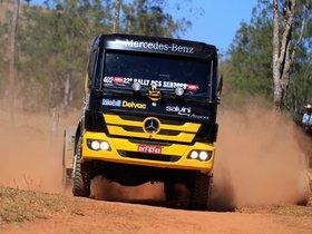 Ver foto 6 de Mercedes Atego 1725 Rally Truck 2014
