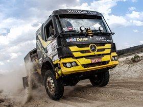 Ver foto 5 de Mercedes Atego 1725 Rally Truck 2014