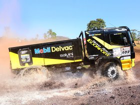 Ver foto 4 de Mercedes Atego 1725 Rally Truck 2014