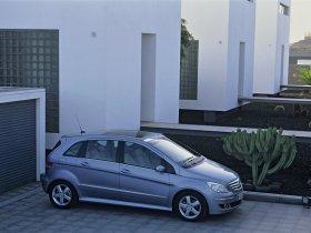 Ver foto 17 de Mercedes Clase B 2005