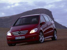Fotos de Mercedes Clase B 2005