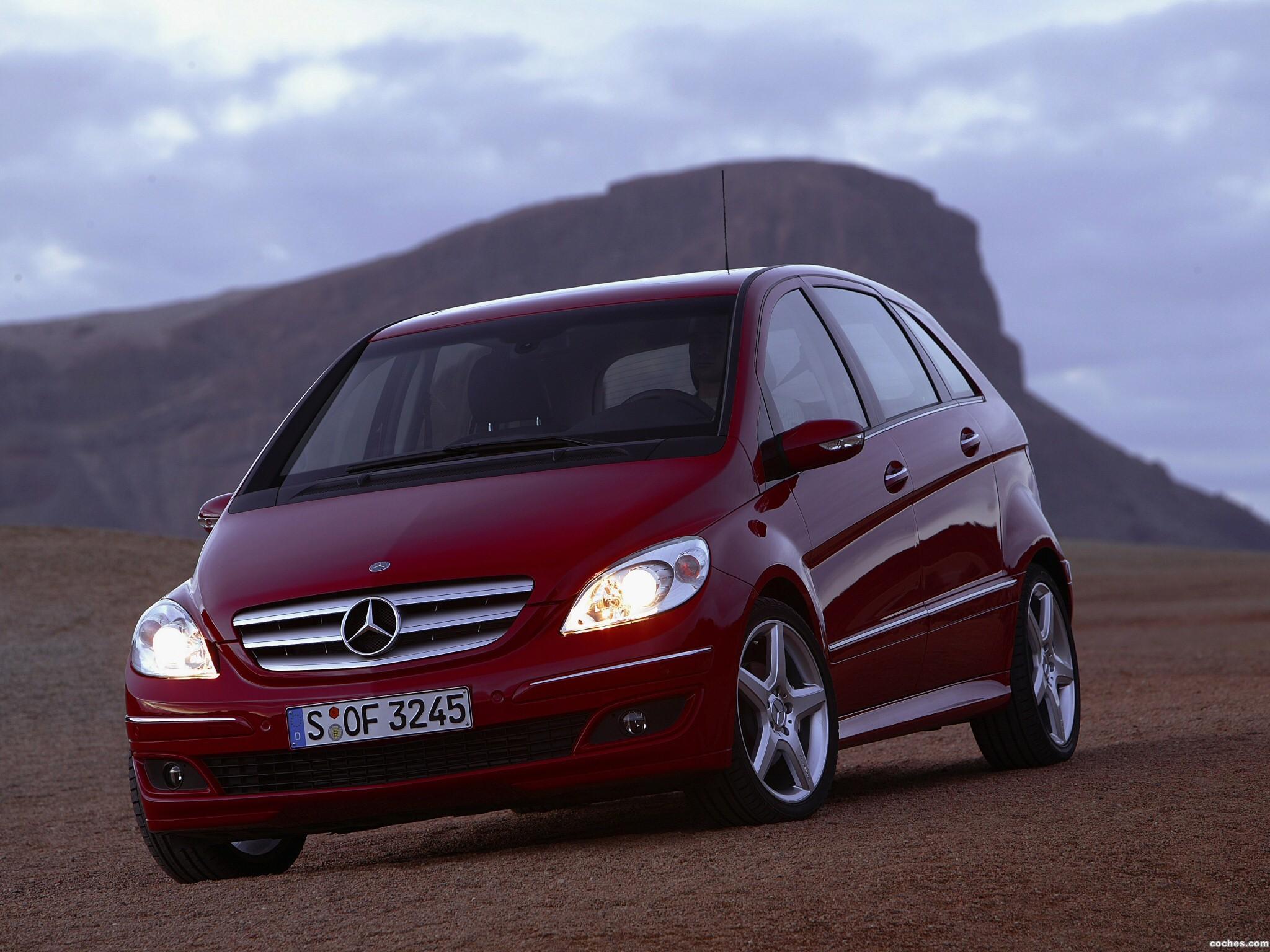Foto 0 de Mercedes Clase B 2005