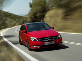 Ver foto 3 de Mercedes Clase B B200 BlueEfficiency W246 2011