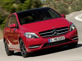 Ver foto 1 de Mercedes Clase B B200 BlueEfficiency W246 2011