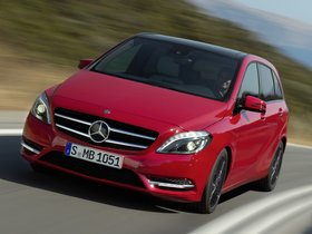 Ver foto 6 de Mercedes Clase B B200 BlueEfficiency W246 2011