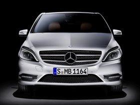 Ver foto 17 de Mercedes Clase B B200 CDI 2011