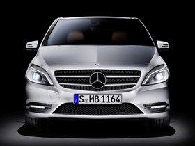 Ver foto 16 de Mercedes Clase B B200 CDI 2011
