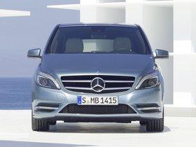 Ver foto 26 de Mercedes Clase B B200 CDI 2011