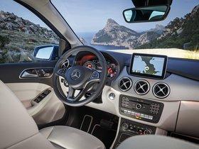 Ver foto 21 de Mercedes Clase B B200 CNG W242 2014