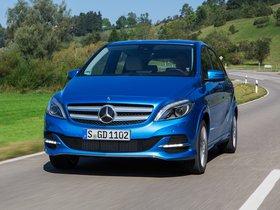 Ver foto 7 de Mercedes Clase B B200 CNG W242 2014