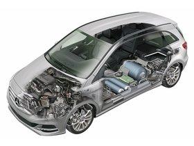 Ver foto 9 de Mercedes Clase B  B200 CNG W246 2012