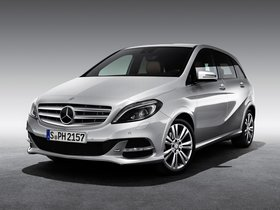Ver foto 7 de Mercedes Clase B  B200 CNG W246 2012