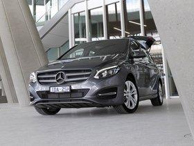Ver foto 12 de Mercedes Clase B 200 Urban Line W246 Australia 2015