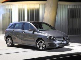 Ver foto 10 de Mercedes Clase B 200 Urban Line W246 Australia 2015