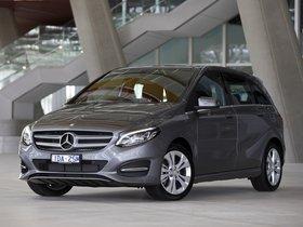 Ver foto 25 de Mercedes Clase B 200 Urban Line W246 Australia 2015