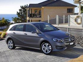 Ver foto 23 de Mercedes Clase B 200 Urban Line W246 Australia 2015