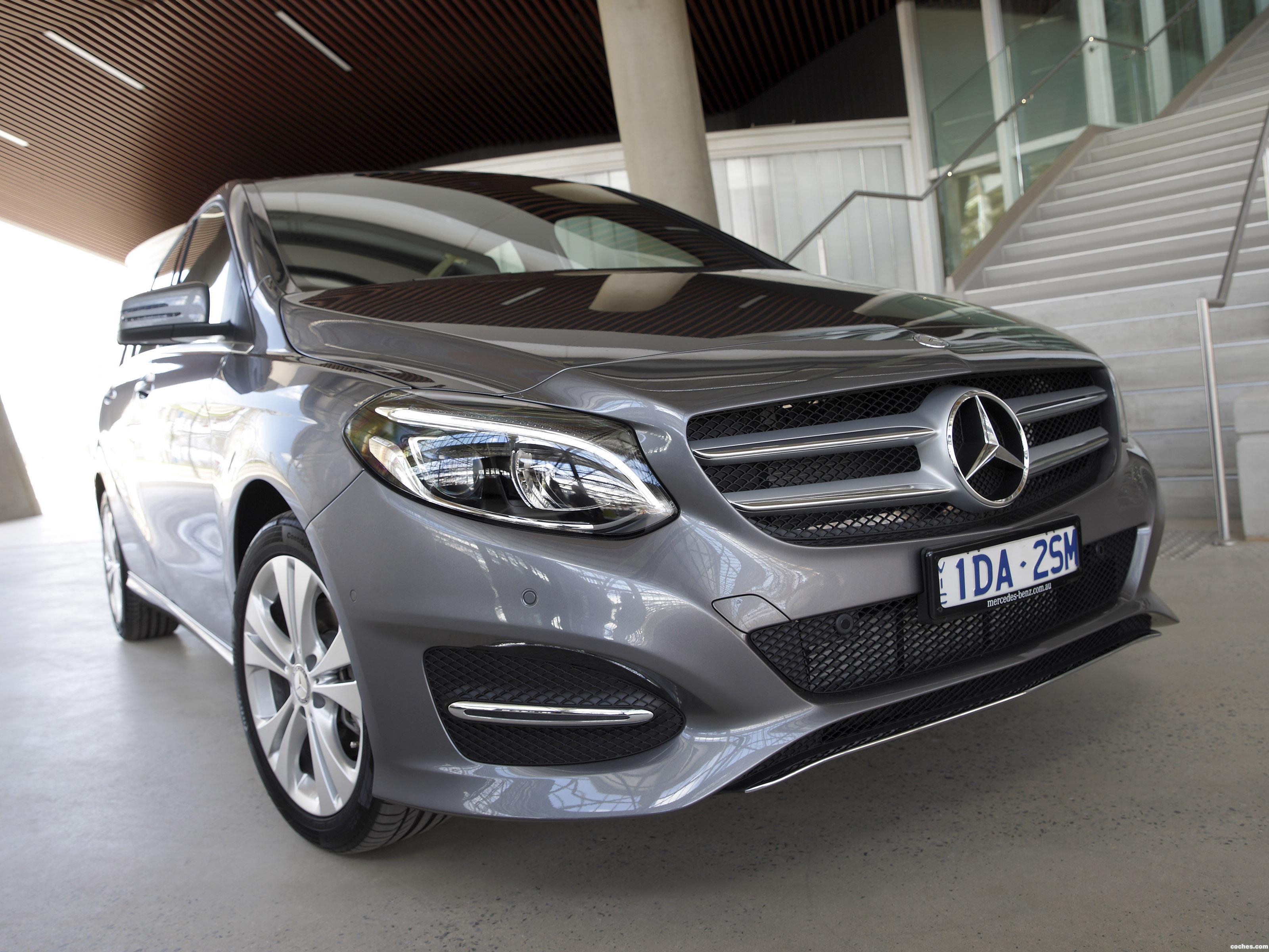 Foto 0 de Mercedes Clase B 200 Urban Line W246 Australia 2015