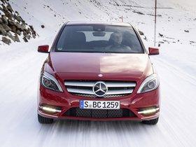 Ver foto 2 de Mercedes Clase B B220 4MATIC W246 2014