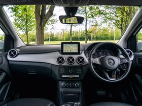 Ver foto 23 de Mercedes Clase B 220 CDI 4Matic Sport W242 UK  2014