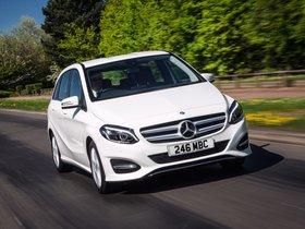 Ver foto 8 de Mercedes Clase B 220 CDI 4Matic Sport W242 UK  2014