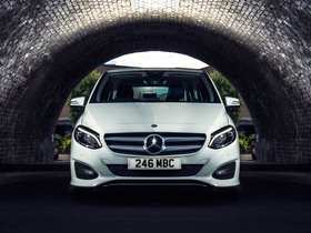 Ver foto 5 de Mercedes Clase B 220 CDI 4Matic Sport W242 UK  2014