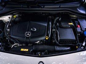 Ver foto 18 de Mercedes Clase B 220 CDI 4Matic Sport W242 UK  2014