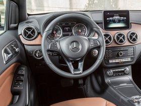 Ver foto 6 de Mercedes Clase B B220 CDI 4MATIC Urban Line W246  2014
