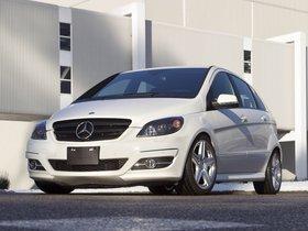 Ver foto 9 de Mercedes Clase B B55 2010