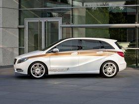 Ver foto 2 de Mercedes Clase B E-CELL Plus Concept W246 2011