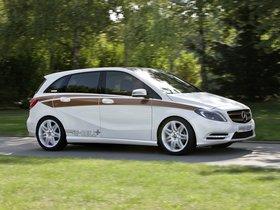 Ver foto 10 de Mercedes Clase B E-CELL Plus Concept W246 2011