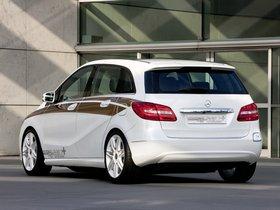 Ver foto 9 de Mercedes Clase B E-CELL Plus Concept W246 2011