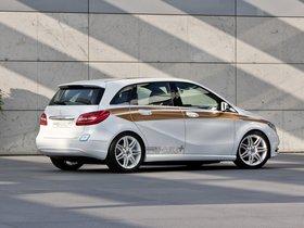 Ver foto 8 de Mercedes Clase B E-CELL Plus Concept W246 2011