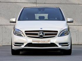 Ver foto 7 de Mercedes Clase B E-CELL Plus Concept W246 2011