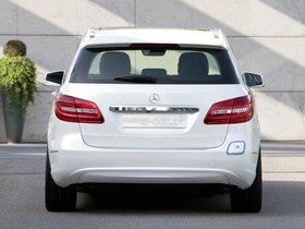 Ver foto 6 de Mercedes Clase B E-CELL Plus Concept W246 2011