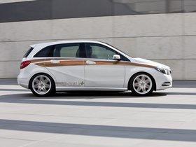Ver foto 5 de Mercedes Clase B E-CELL Plus Concept W246 2011