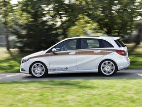 Ver foto 4 de Mercedes Clase B E-CELL Plus Concept W246 2011