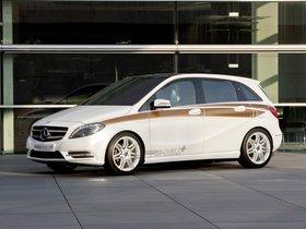 Ver foto 3 de Mercedes Clase B E-CELL Plus Concept W246 2011