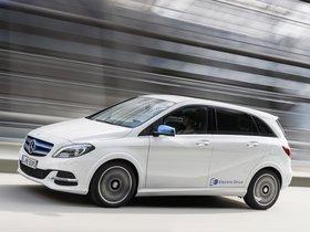 Ver foto 6 de Mercedes Clase B Electric Drive 2015